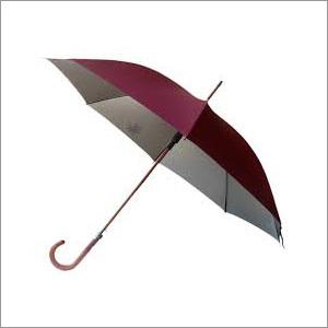 Straight Wooden Umbrella