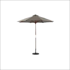 Round Wooden Umbrella