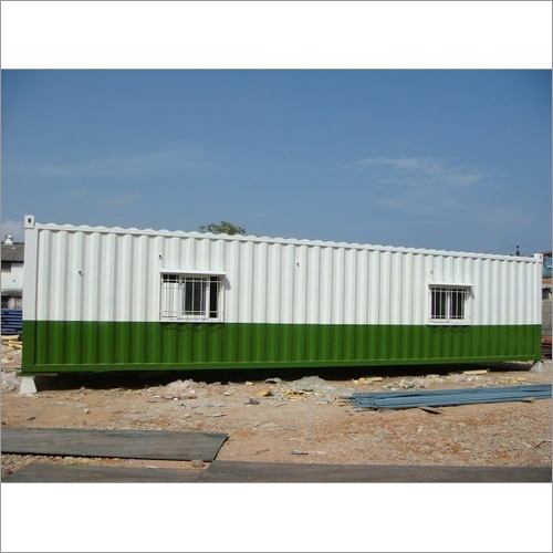 MS Container Porta Cabin