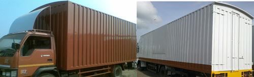 AC Non-AC Truck Body