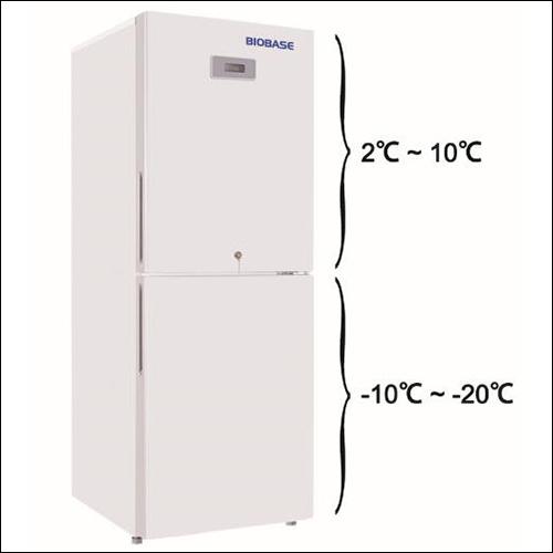 Deep Freezer - Vertical Type Double Door