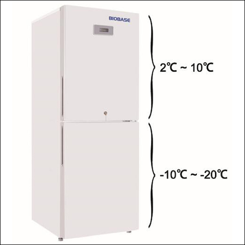 Deep Freezer - Vertical Type Double Door