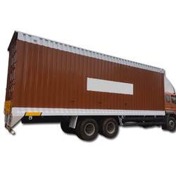 Truck Fabricated Container