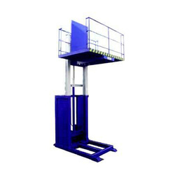 Commercial Goods Rope Lift