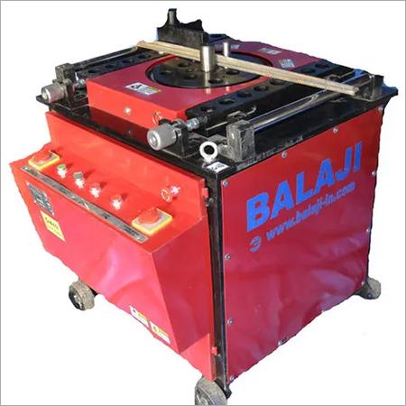 TMT Rebar Bending Machine
