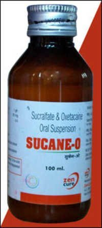 Sucralfate Oxetacaine Syrup
