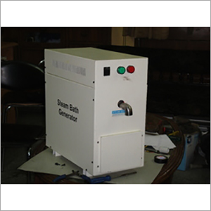 Steam Generator Capacity 9.0 K.W