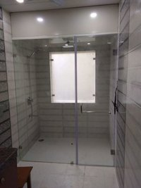 Steam Glass Cubicle