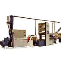 Tape Stretching Line Machine