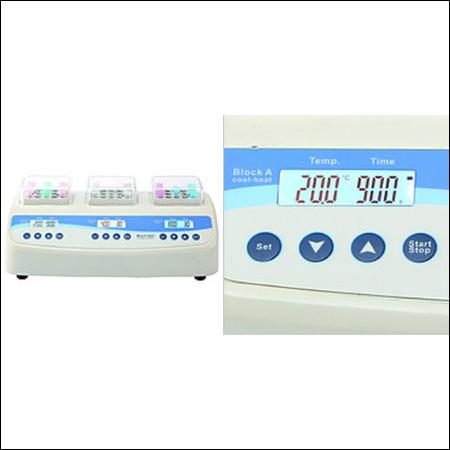 Dry Bath Incubator Mini T-H2C
