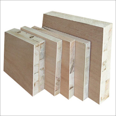Plain Block Board Products
