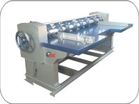 Corrugated Board Cutting and Creasing Machine
