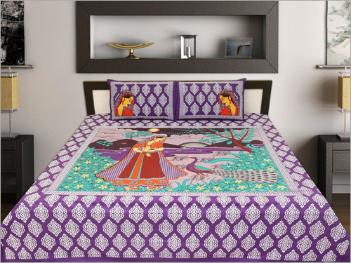 Jaipur Printed Bedsheets