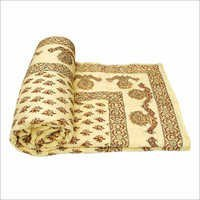 Gold Print Quilts