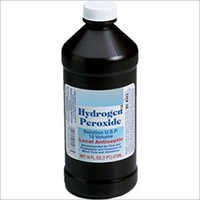 Hydrogen Peroxide Bottle