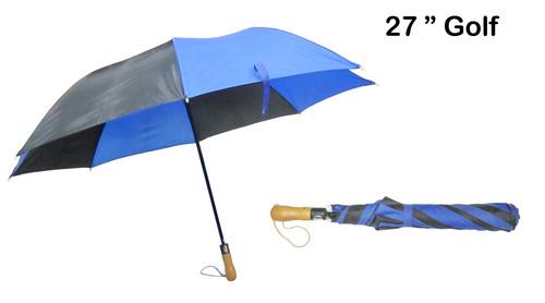 Fancy 2Fold Golf Umbrella