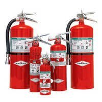 ABC Dry Chemical Fire Extinguishers