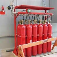 Gas Suppression System