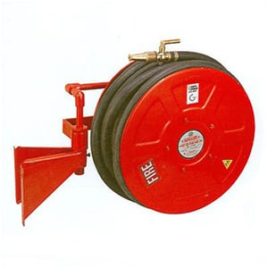 ISI Marked First Aid Hose Reel