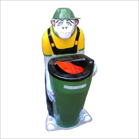 Monkey Dust Bin