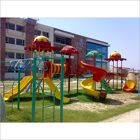 Multi Play System for Parks