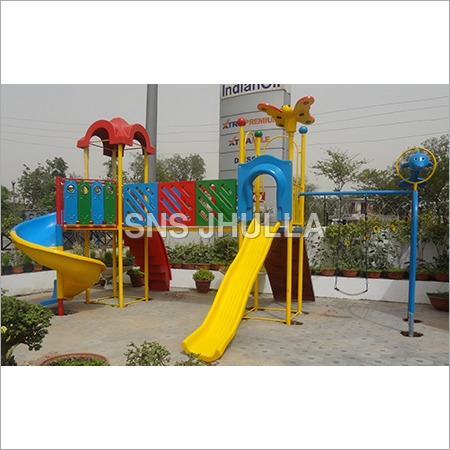 Multi Play System with Slide
