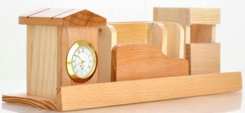 3X1 Wooden Desktop