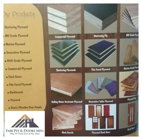 Laminated Wood Block Boards