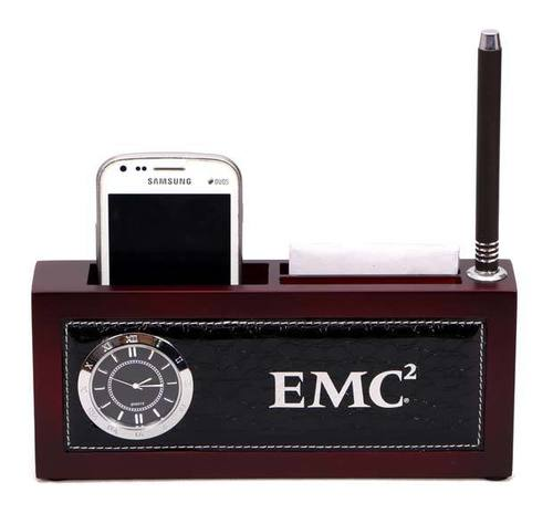 Emc 2 Wooden 4 In 1With Watch