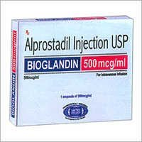 Alprostadil Injection USP 500mcg/ml