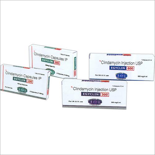 Clindamycin Injection USP 300/600mg