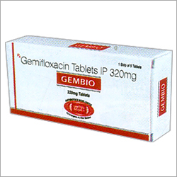 Gemifloxacin 320 mg Tablets