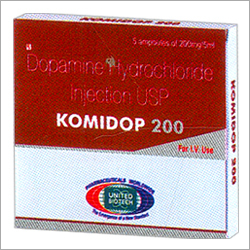Dopamine HCl Injection USP 200mg