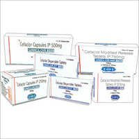Cefaclor Capsules IP 250mg / 500mg