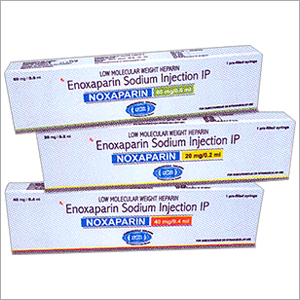 Enoxaparin Sodium Injection IP 40mg / 60mg