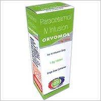 Paracetamol IV Infusion 1g/100ml