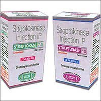 Streptokinase Injection Ip 7.5l/15l