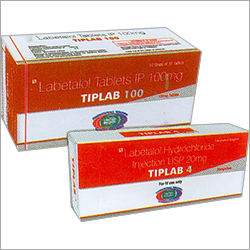 Labetalol Tablets IP 100mg
