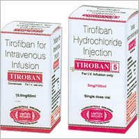 Tirofiban Hydrochloride Injection