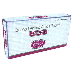 Essential Amino Acids Tablets