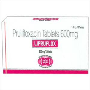 Prulifloxacin Tablets 600mg