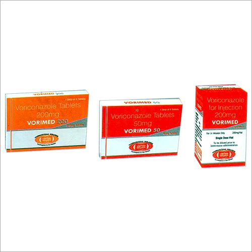 Voriconazole Tablets 50mg / 200mg