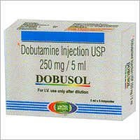 Dobutamine Injection USP 250 mg/5 ml