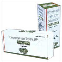 Desmopressin Tablet BP 0.1 mg