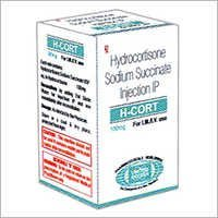Hydrocortisone Sodium Succinate Injection IP