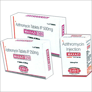 Azithromycin Injection 500mg
