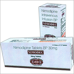 Nimodipine Tablets BP 30mg