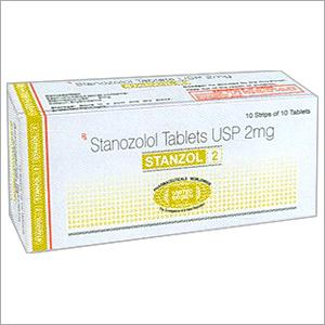 Stanozolol Tablets USP 2mg