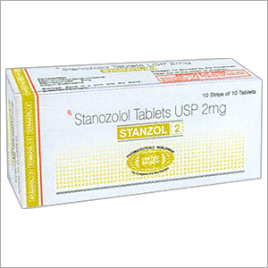 Stanozolol Tablets USP 2mg