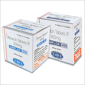 Ofloxacin Tablets IP 200mg/400mg